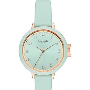 Silicone Kate Spade watch